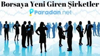 Photo of Borsaya Yeni Giren Şirketler | 2021