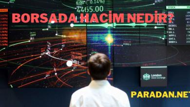 Photo of Borsada Hacim Ne demektir? | 2021